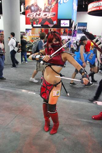 Mortal Kombat Skarlet by Kasea (VP)