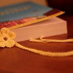 Flower & Braid Bookmark Tutorial