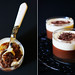 Chocolate Custard Pots with Peanut Cream