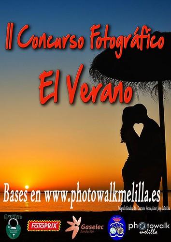 II Concurso EL VERANO Photowalk Melilla
