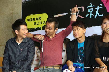 Jack Yap, Alvin Wong, Leslie Chai