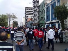 En la marcha... by carlos mejia a.