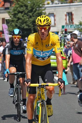 Bradley Wiggins (GBr) Sky Procycling