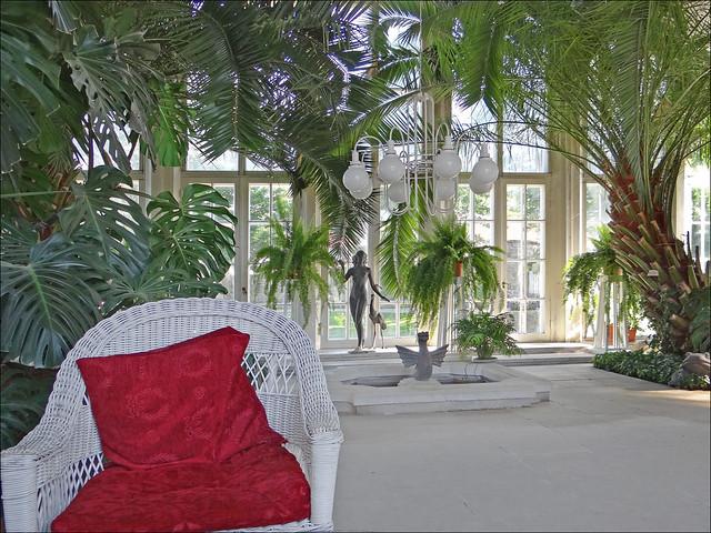 Le jardin d 39 hiver du manoir de palmse estonie flickr for Entretien du jardin en hiver