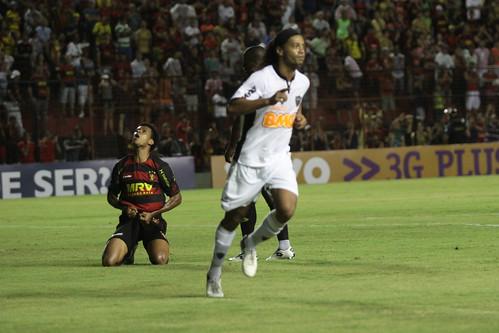 Campeonato Brasileiro - Sport x Atlético Mineiro - 21/07/2012
