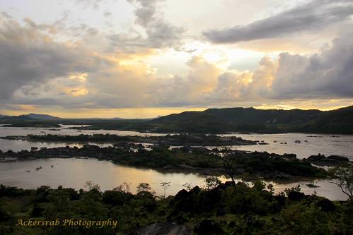 sunset rio canon river atardecer orinoco 60d