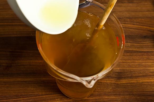 Iced Mint Citrus Tea