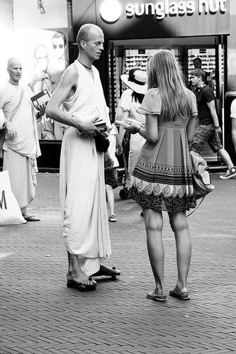Zen gesprek by Pascal Maramis