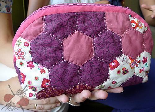 Neceser patchwork de Mimi