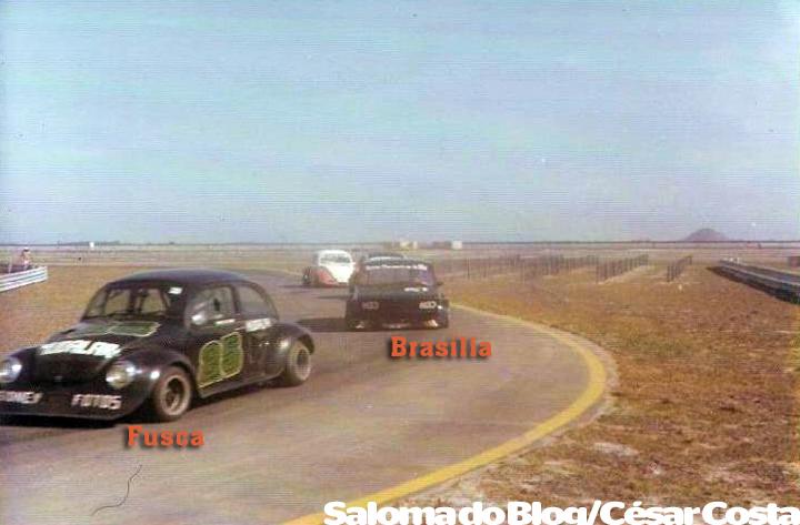 Entrada Box Divisão 3_Autódromo Jacarepaguá #1977 D