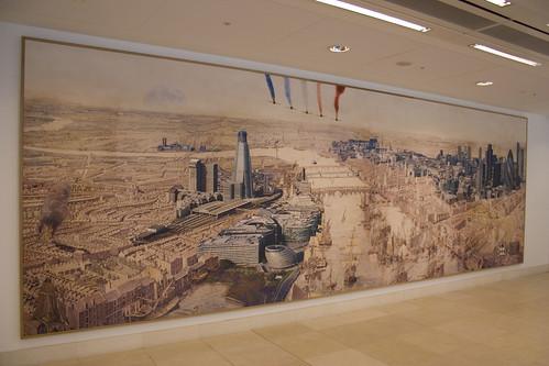 An interpretation of the Rhinebeck Panorama