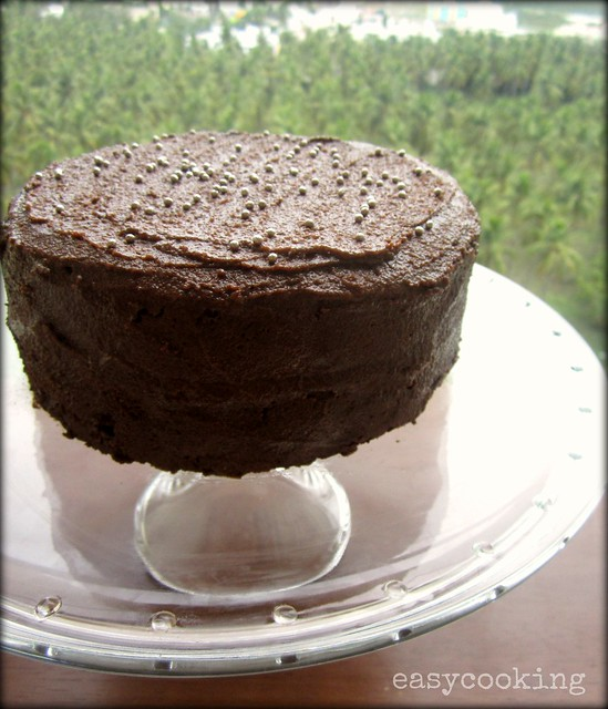 Rachel Allen's Chocolate Cake
