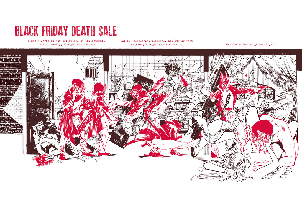 Black Friday Death Sale page 1