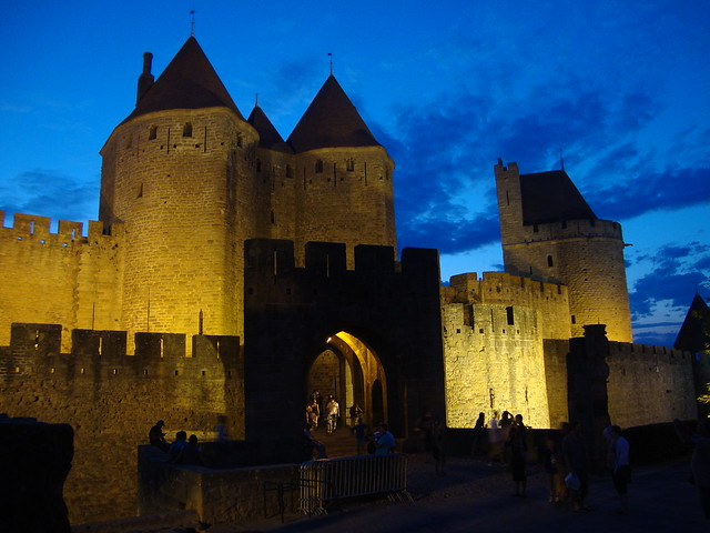 More Carcassonne photos