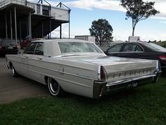 1965 Mercury Montclair Marauder hardtop sedan