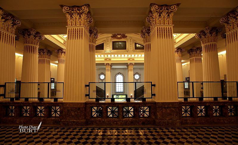 IMG_2144二樓梯廳迴廊