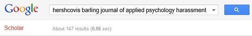 Searvching Google Scholar