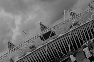 A New Angle on the Olympic Stadium