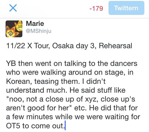 Osaka day 3-3e-rehearsals