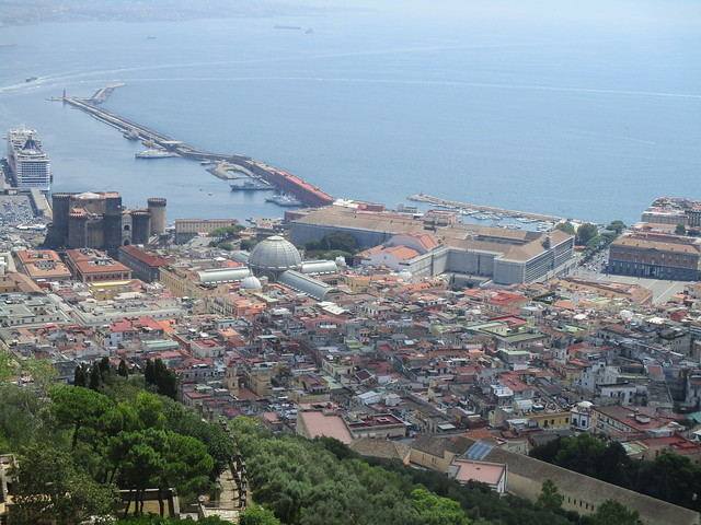 Napoli skyline 4, Canon POWERSHOT ELPH 160