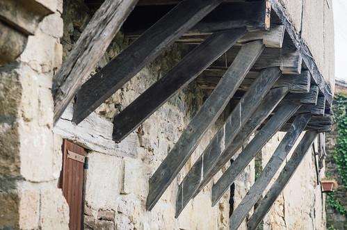 Les gorges de l'Aveyron sur le GR46 - Penne - carnet de voyage France