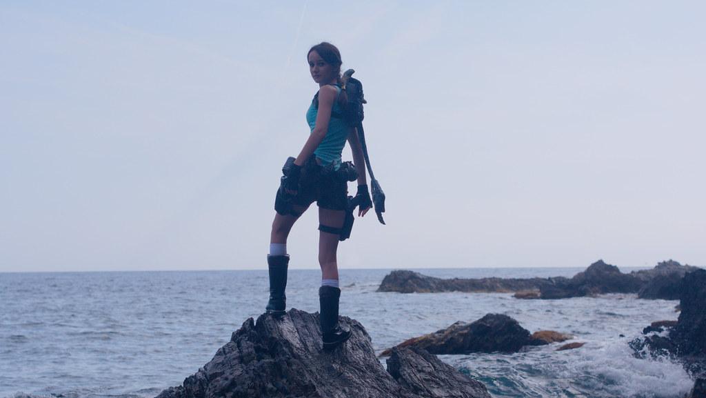 related image - Shooting Lara Croft - Calanque du Mont Salva - Six Fours les Plages - 2016-08-11- P1500439