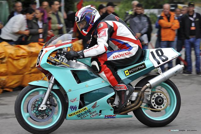 Christian Zwedorn Honda RC30 1990 Oldtimer Grand Prix Schwanenstadt (c) 2016 Бернхард Эггер фото :: ru-moto images 2337