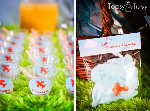 airplane-baby-shower-juice-cotton-candy-clouds