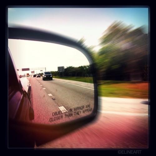 316/365- Fast lane by elineart