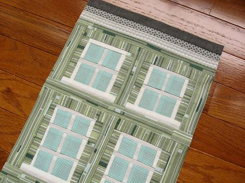upper flat detail