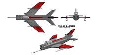 MiG-19 Farmer by Nic-Fit