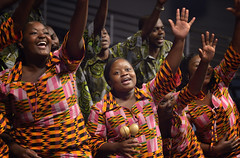 Africa University Choir sings at 2012 United Methodist General Conference