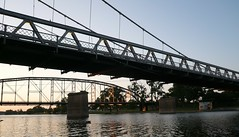 girder bridge, river, truss bridge, swing bridge, waterway, bridge, cable-stayed bridge,