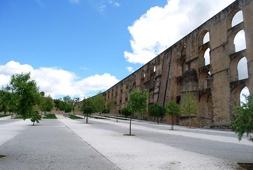 Aqueducto da Amoreira, Elvas, Portugal