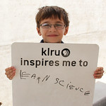 KLRU inspires me to... learn science.