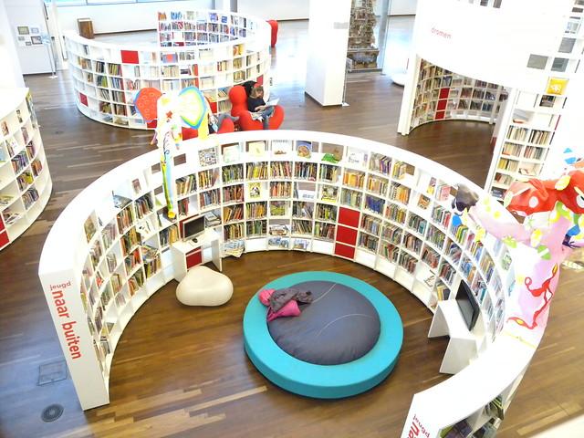174 Biblioteca Ámsterdam