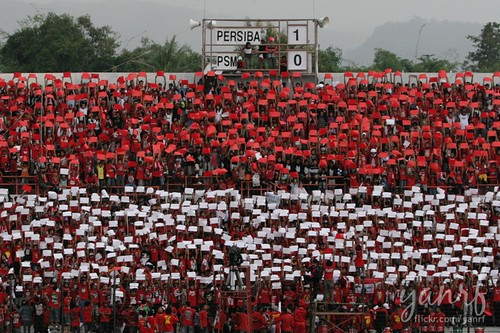 IPL: Persiba Bantul (2) vs PSM Makassar (0)