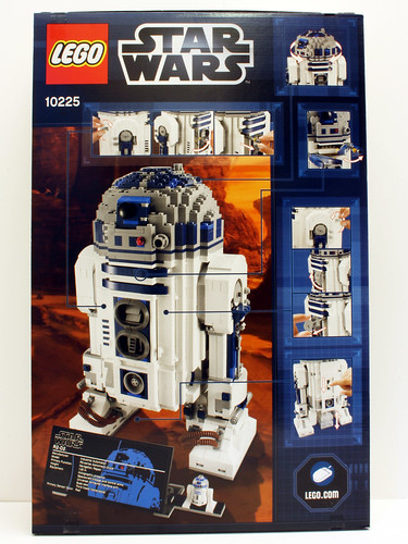 Review 10225 R2 D2 Lego Star Wars Eurobricks Forums