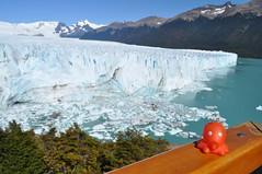 Pulpito @ Perito Moreno (Argentina)