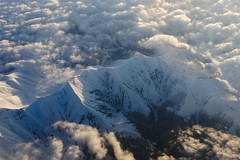 the caucasus from above