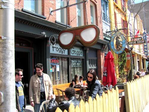 Foggy Goggle, Halifax, Nova Scotia