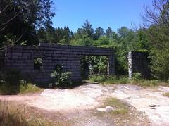 Rock Storage Building