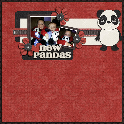 New Pandas by Lukasmummy