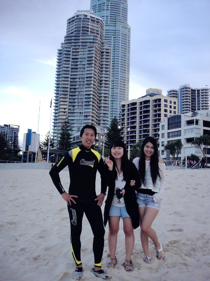 Anzac Holiday Trip: Gold Coast's Surfers Paradise
