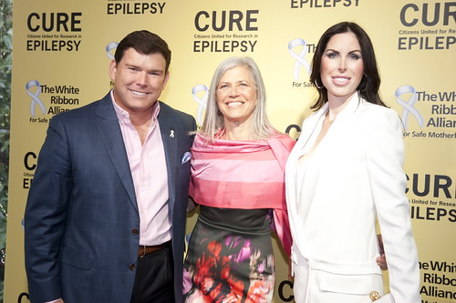 Bret & Amy Baier with Susan Axelrod