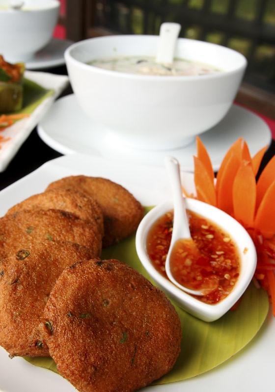 Samira Thai Fish Cake