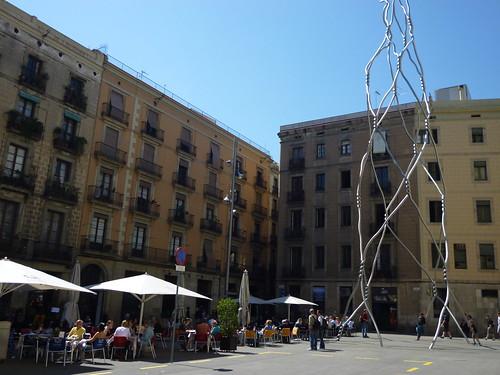 Sant Miquel square