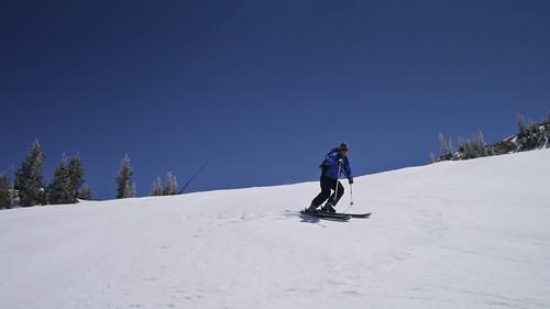 Good corn skiing