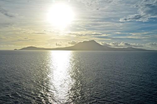 ocean tropical caribbean stkitts westindies carnivalvictory