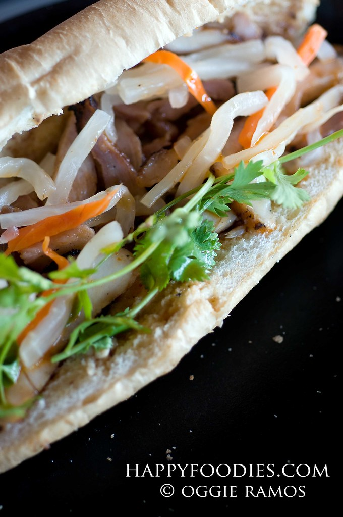 Cold Cuts Combo Banh Mi (P75)